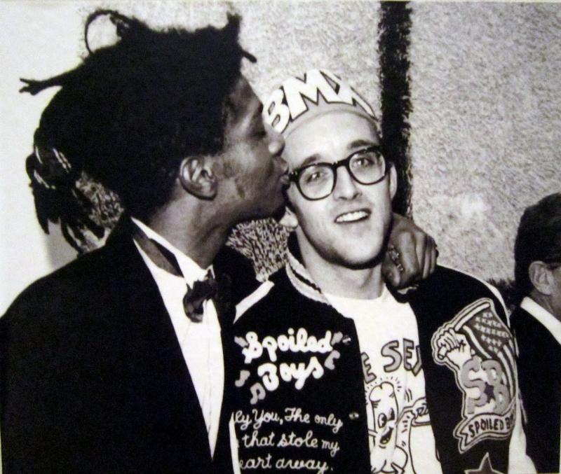Basquiat_Haring_Embrace