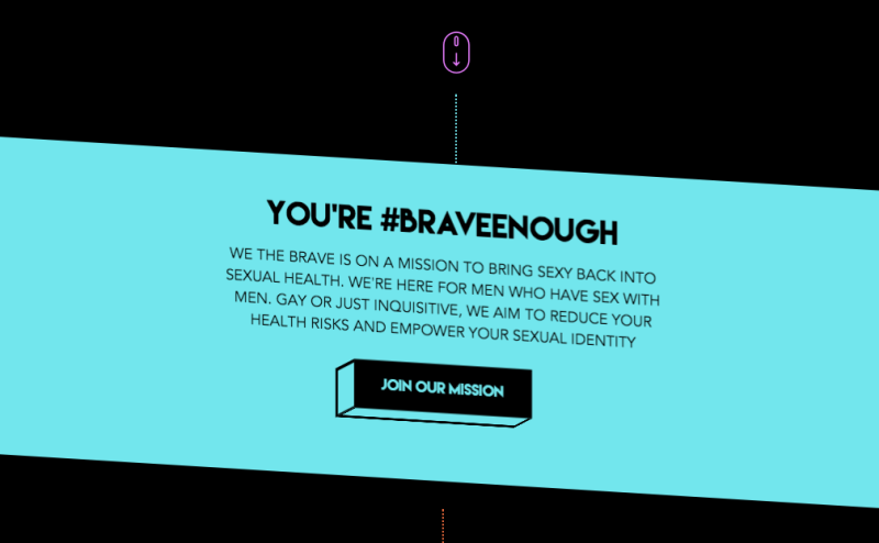 we_the_brave_website